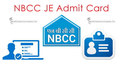 NBCC Admit Card 2017 Exam Date | Download NBCC Junior Engineer Exam Hall Ticket