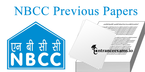 Download NBCC Junior Engineer Previous Papers | NBCC Project Manager Model Papers @ www.nbccindia.com