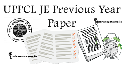 Download UPPCL Junior Engineer Previous Papers | UPPCL Jr Engineer Electrical Old Question Papers @ www.uppcl.org