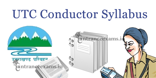 Uttarakhand Roadways Syllabus 2017 | UK Transport Conductor Exam Pattern @ transport.uk.gov.in