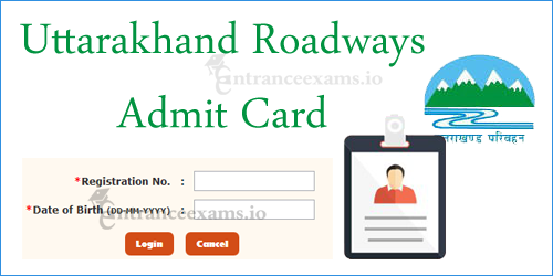 Uttarakhand Transport Corporation Hall Ticket 2017 | UTC Conductor Exam Date, Call Letter @ utc.uk.gov.in