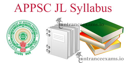 APPSC Junior Lecturer Syllabus 2017 | www.psc.ap.gov.in JL Exam Pattern