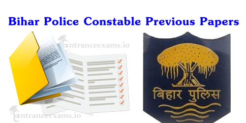 Download Bihar Constable Driver Previous Year Papers | CSBC Constable Driver Model Papers