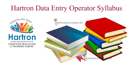 Download Hartron DEO Syllabus 2017 | Haryana State Data Entry Operator Exam Pattern