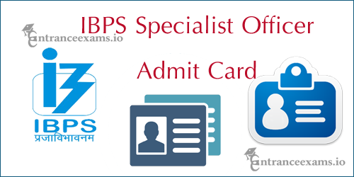 IBPS SO Call Letter 2021 Download Steps | www.ibps.in Specialist Officer Exam Date