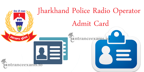 JSSC Radio Operator Admit Card 2017 Download Steps | www.jssc.in Wireless Operator Exam Date