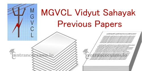 GUVNL Jr Engineer, Junior Assistant Old Question Papers PDF Download