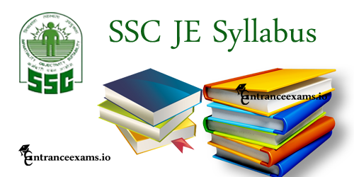 Latest SSC JE Syllabus 2017 | www.ssc.nic.in Junior Engineer Exam Pattern