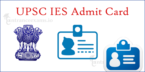 UPSC Admit Card 2018 (ESE) Download | Union Public Service Commission Engineering Services Exam Date
