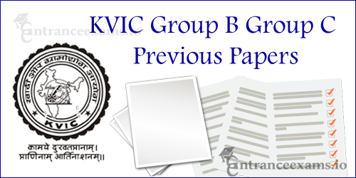 KVIC Jr Executive Previous Papers Pdf   Khadi & Village Industries Commission Old Papers